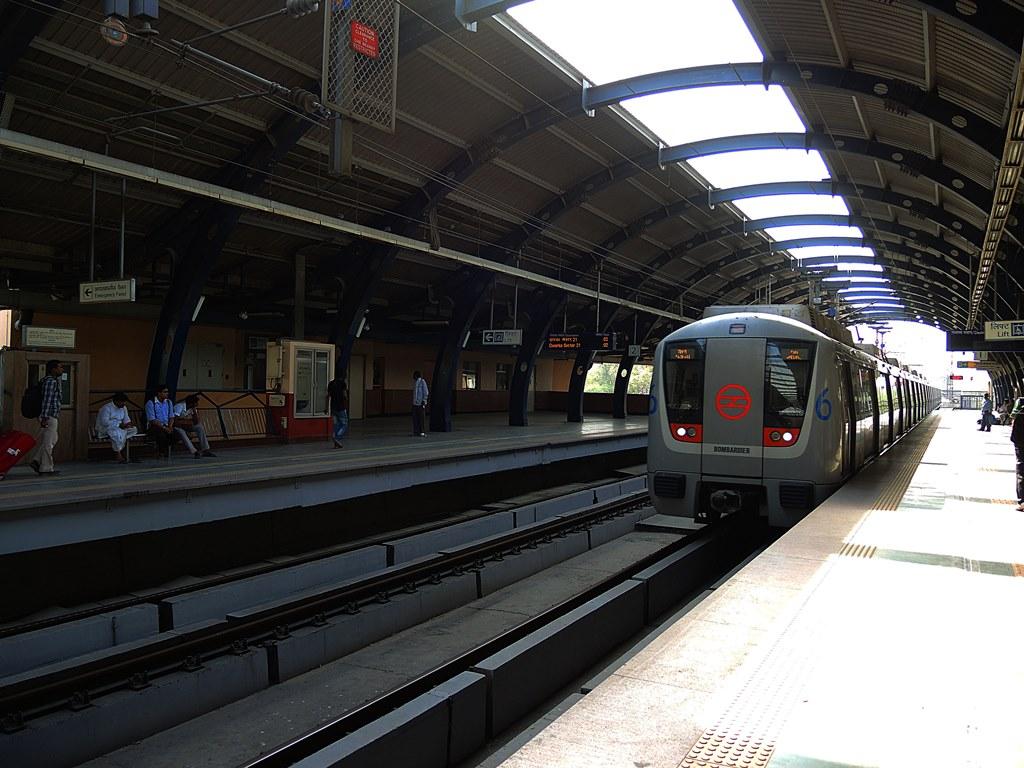 Метро Дели, Индийское метро, стоимость проезда в метро Дели