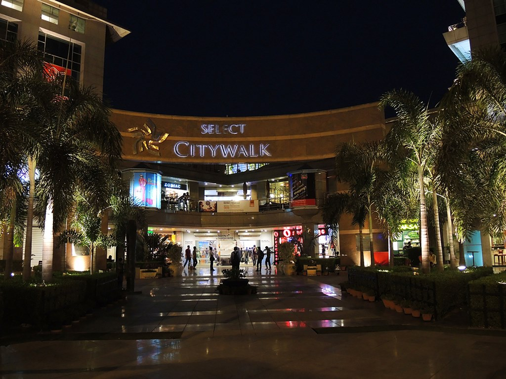 Citywalk Дели