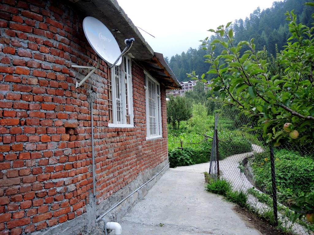 Алексей Кузнецов, Деревня Джагасук, Куллу, Индия