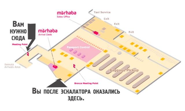 Алексей Кузнецов, карта аэропорта Дубая, Dubai International Airport